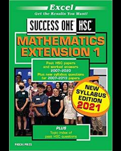 Success One Maths Ext1