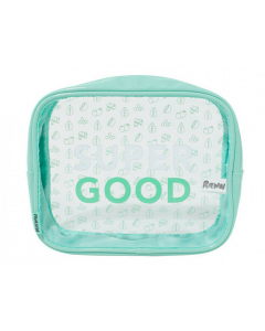 Super Good Cosmetic Bag - Mint