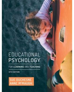 EDUCATIONAL PSYCHOLOGY FOR LEARNING AND TEACHING WITH ONLINESTUDY TOOLS 12 MTHS