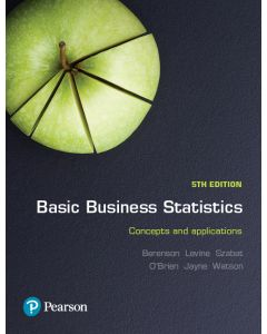 Basic Business Statistics (Text only)