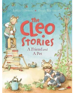 The Cleo Stories Friend And A Pet