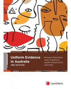 UNIFORM EVIDENCE IN AUSTRALIA